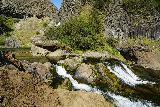 Gjain_135_08202021 - Partial look across a downstream cascade towards Gjarfoss