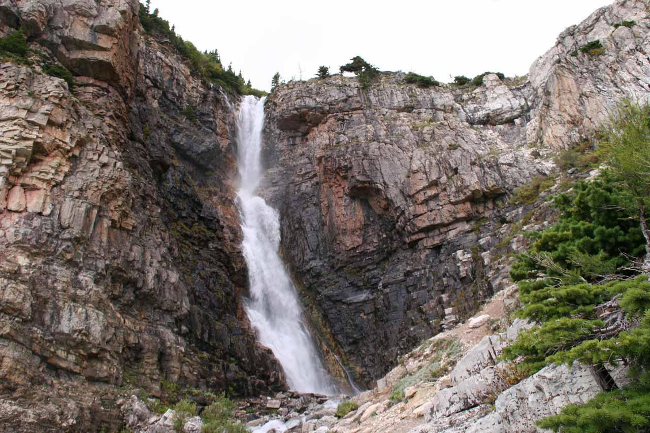 Apikuni Falls