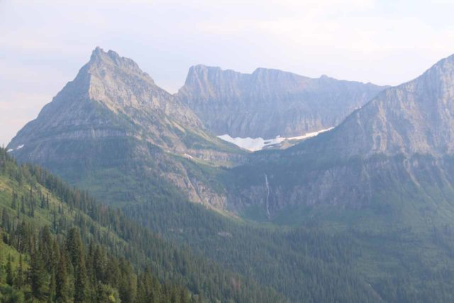 Glacier_NP_17_062_08052017 - Bird Woman Falls and its hanging valley context as seen along the Going-to-the-Sun Road
