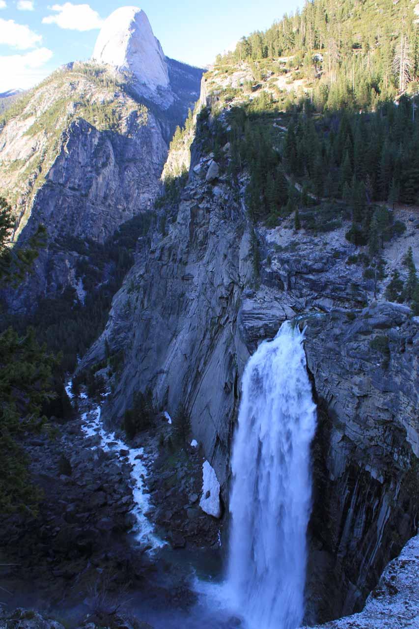 7. ILLILOUETTE FALL [Yosemite National Park, Mariposa County]