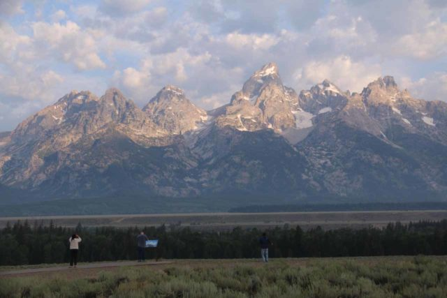 Glacier_View_17_001_08132017 - Instead of driving north from Idaho Falls (to Mesa Falls), had we driven east, we would have arrived at Jackson and ultimately up the southern entrance of Grand Teton National Park