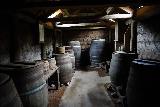 Glaumbaer_045_08152021 - Barrels at a cellar in the nobleman's abode in Glaumbaer