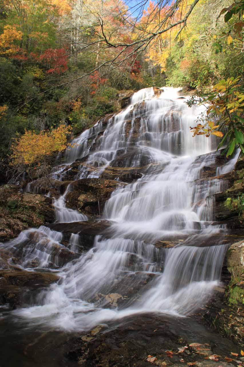 Top 10 Best North Carolina Waterfalls