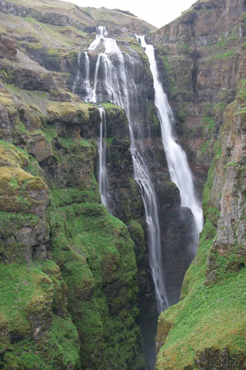 8. GLYMUR [Hvalfjörður, Capital/West Region]