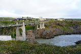 Godafoss_056_08132021 - Context of the footbridge going over Skalfandafljot as we headed to the east side
