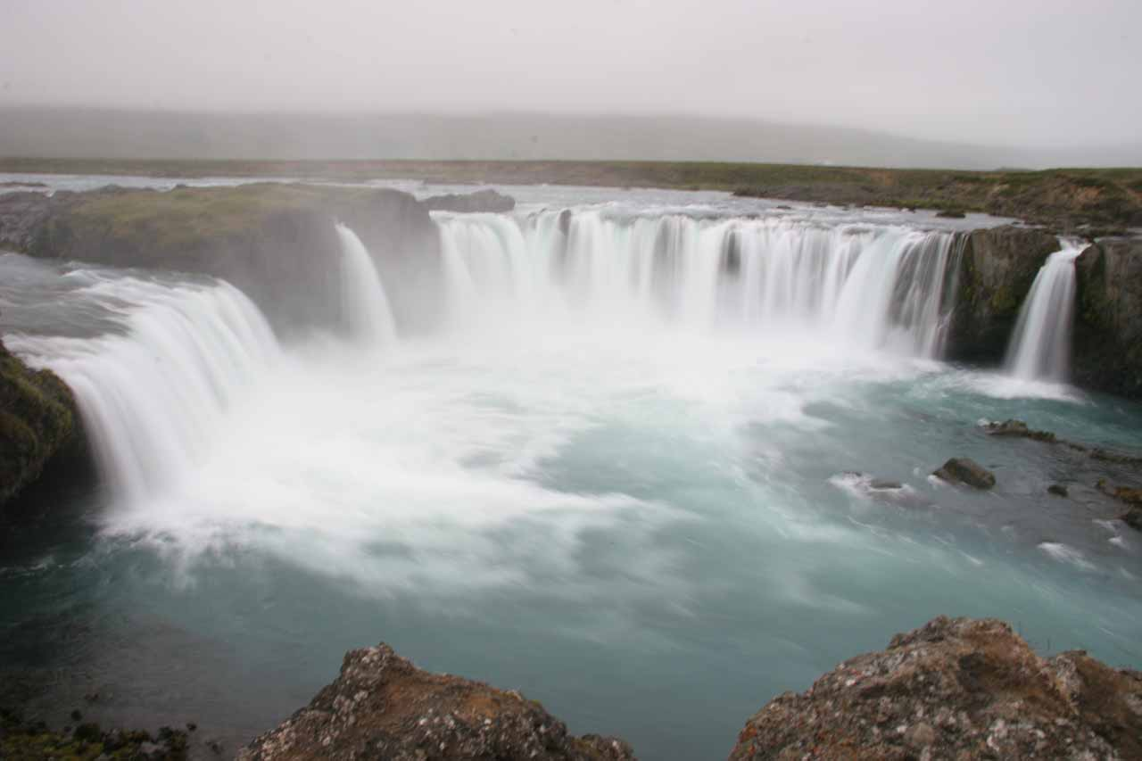 9. GOÐAFOSS [Mývatn District, Northeast Region]