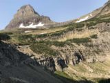 Going_to_the_Sun_Rd_030_iPhone_08062017 - Looking towards what I think is Mt Oberlin as we were getting closer to Logan Pass from the west
