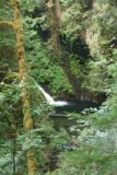 Goldstream_Falls_011_08032017 - Part way down, I already started to get a partial glimpse of the Goldstream Falls