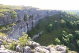 Gordale_Scar_121_08192014 - Looking over the edge of the cliffs of the Malham Cove