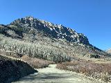 Gothic_Road_013_iPhone_10162020 - The Judd Falls adventure starts off with an unpaved drive along Gothic Road shortly after leaving the village of Mt Crested Butte