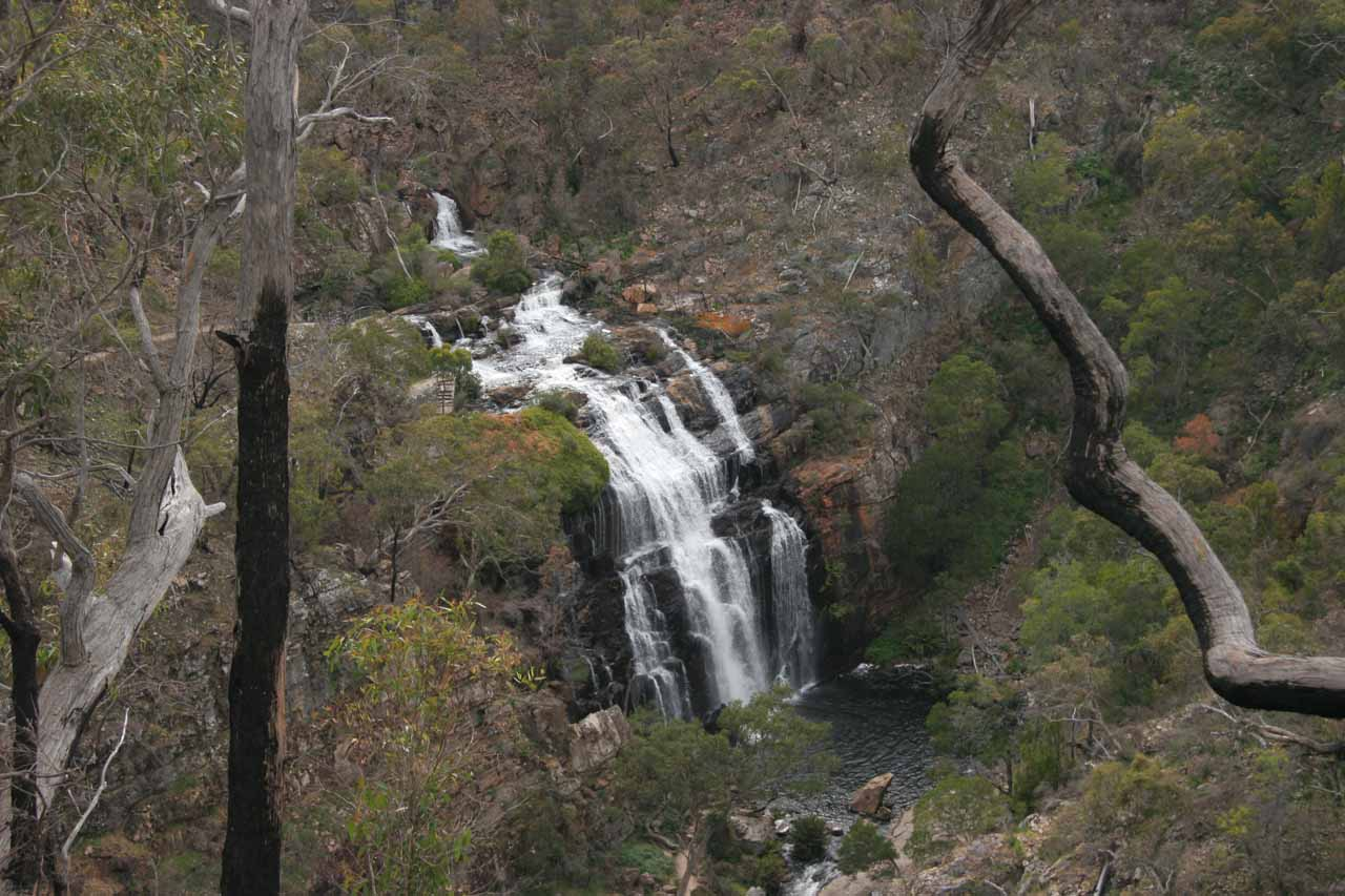 A Victoria Waterfall