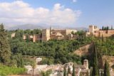 Granada_075_05262015 - Looking towards the Alhambra from the Mirador de San Nicolas