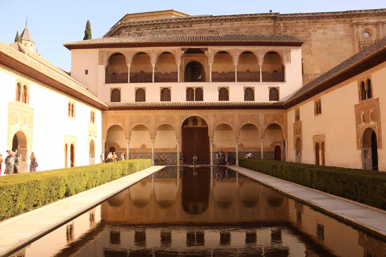 When they tell you to allocate at least a half-day to visit Granada's Alhambra, believe it! Plus, book early (weeks before going on your trip) for the Palacio Nazaríes or else you may get shut out