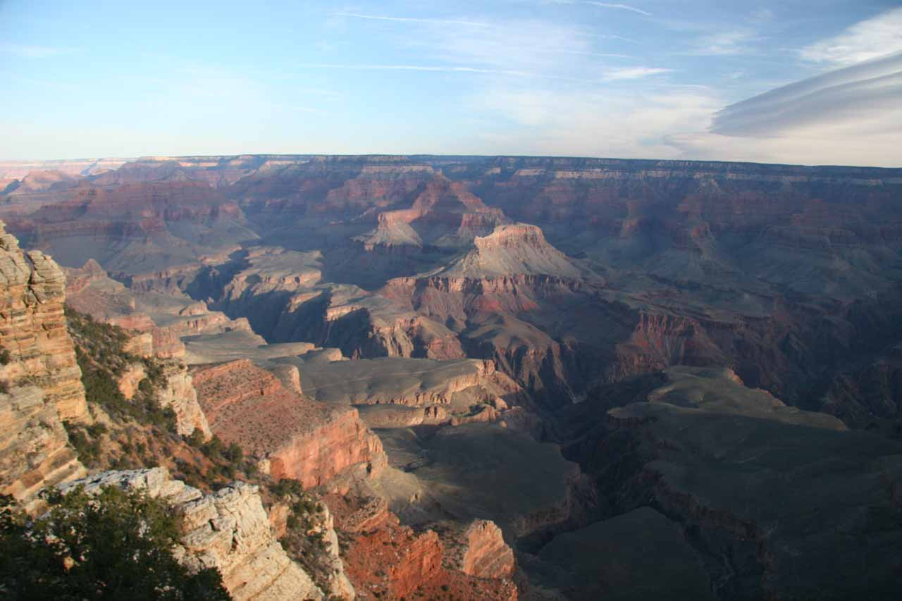 Another look at the South Rim of the Grand Canyon