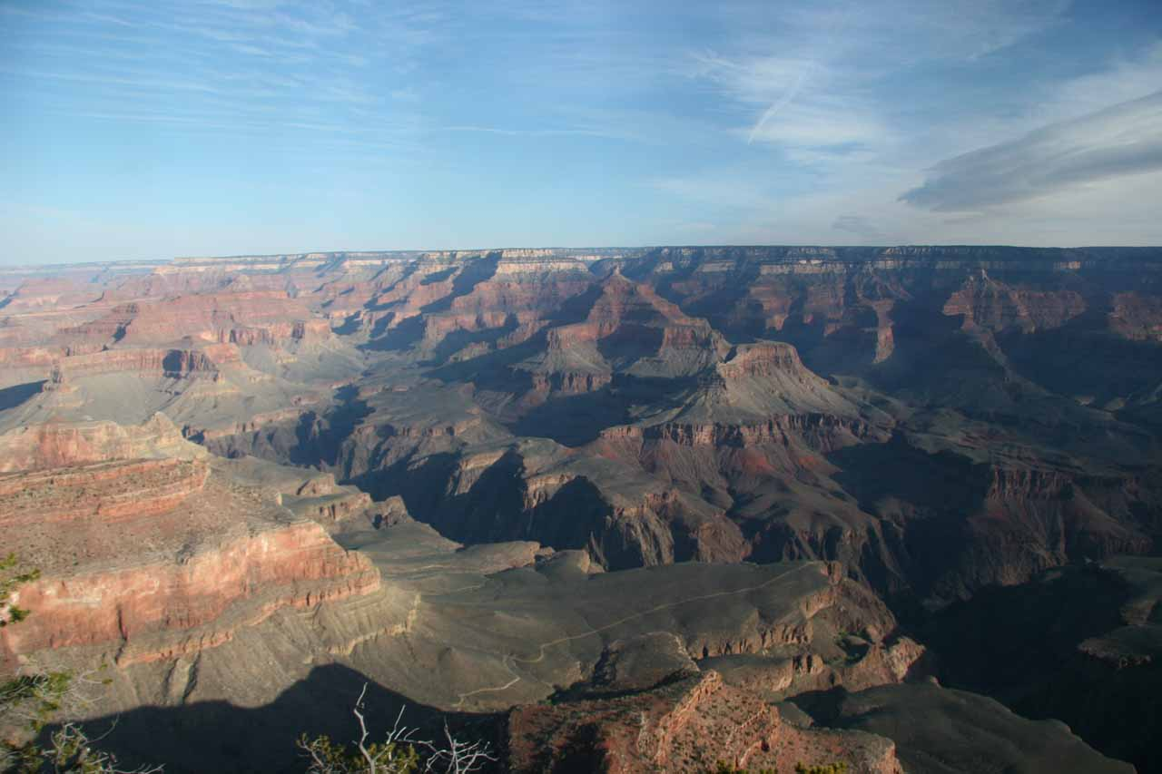 Classic Grand Canyon scenery