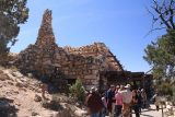 Grand_Canyon_18_075_03302018 - The busy building at Hermit's Rest which was really a gift shop and cantina