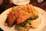 Grand_Junction_001_04172017 - Tahia's delicious burger at the 626 on the Rood in Grand Junction