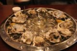Grand_Junction_002_04172017 - It was $1 oyster night at the 626 on the Rood in Grand Junction so we got a half-dozen though the waiter must've misinterpreted our order and brought out a dozen