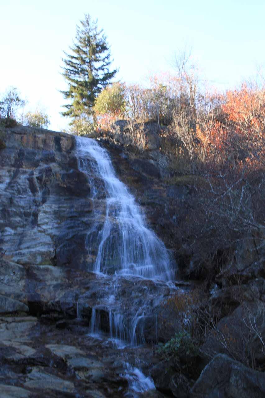 Upper Falls in the Graveyard Fields