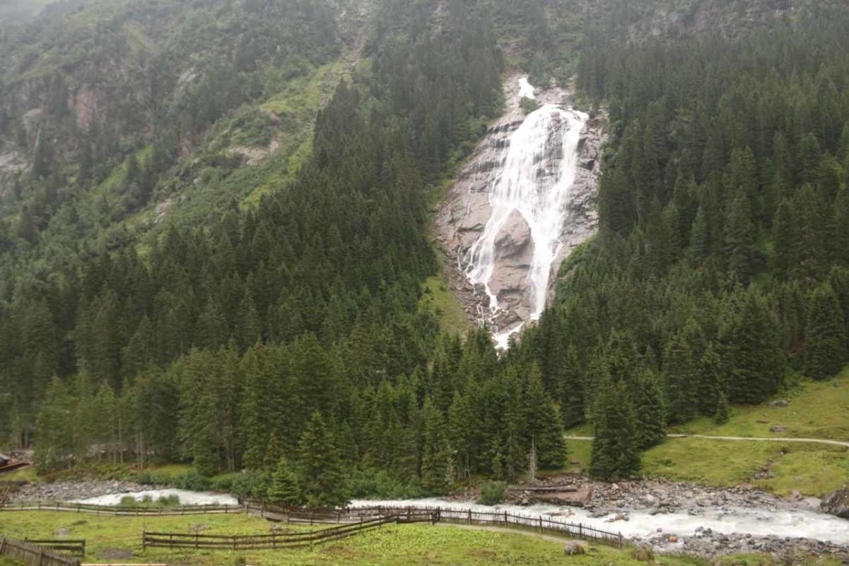 Grawa Waterfall
