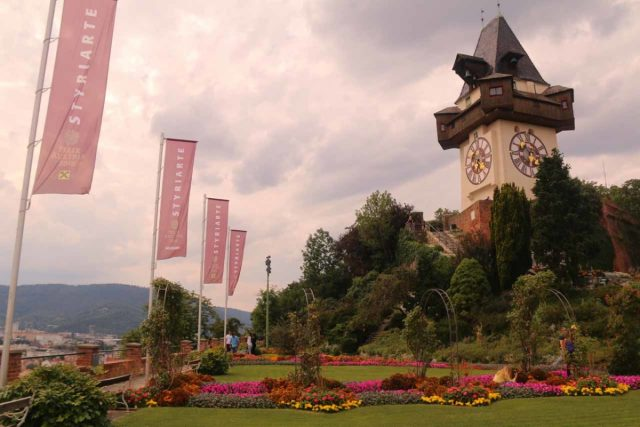 Graz_140_07102018 - It was about a two-hour drive from Graz (the city where we started the drive) to the Finsterbacher Waterfalls, which was part of a longer drive to Millstatt.