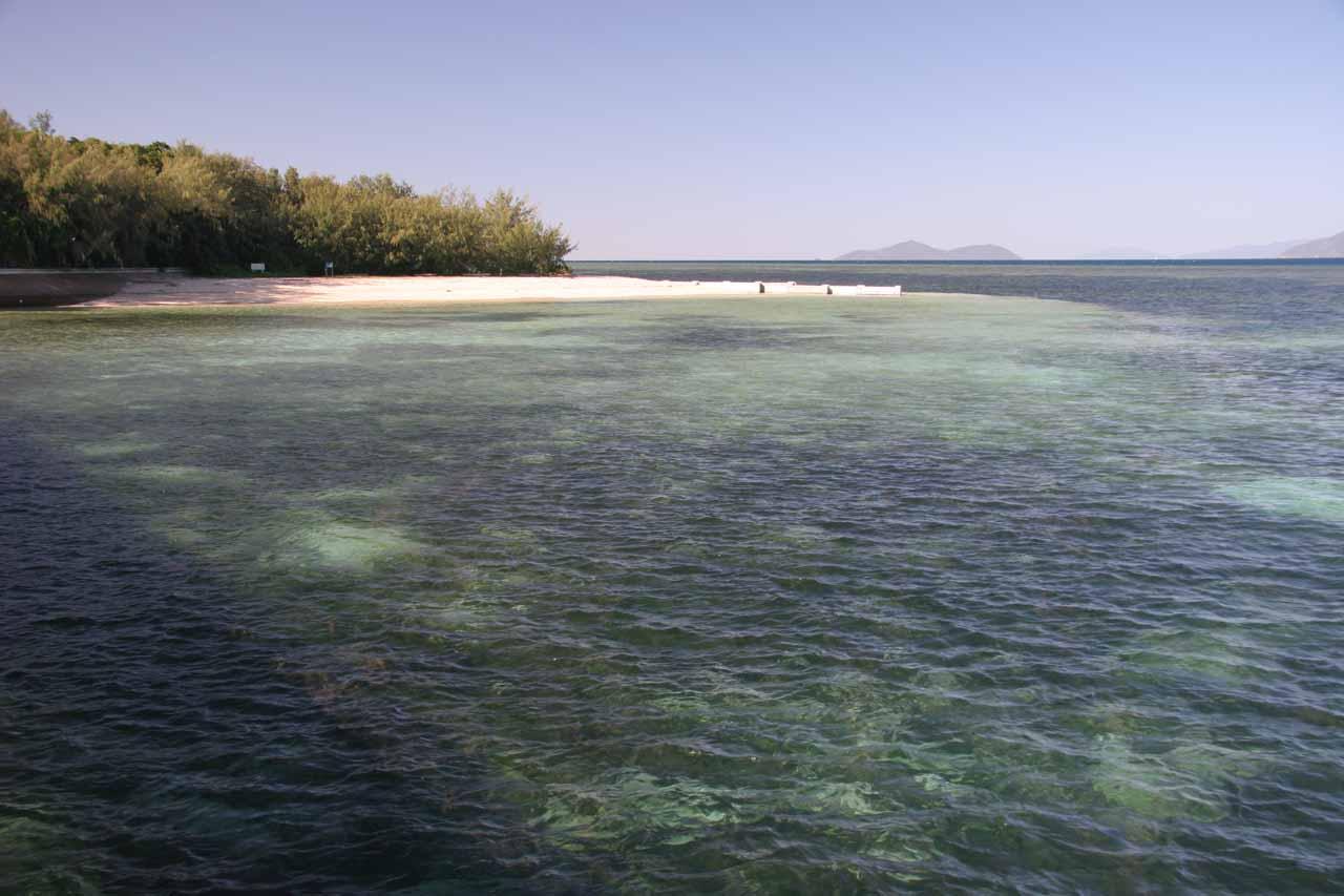 At Green Island