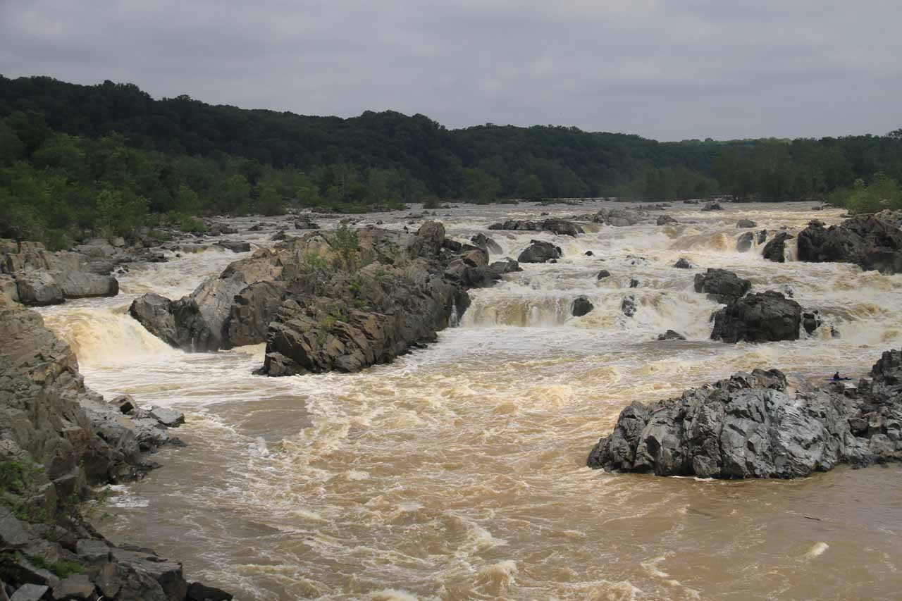 Another contextual look at Great Falls of the Potomac