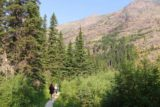 Grinnell_Glacier_082_08072017 - On the trail around the south end of Lake Josephine as we were making our way to the Grinnell Glacier Trail