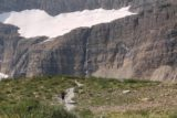 Grinnell_Glacier_372_08072017 - On the final stretch of trail leading to the Salamander Falls and ultimately the Grinnell Glacier