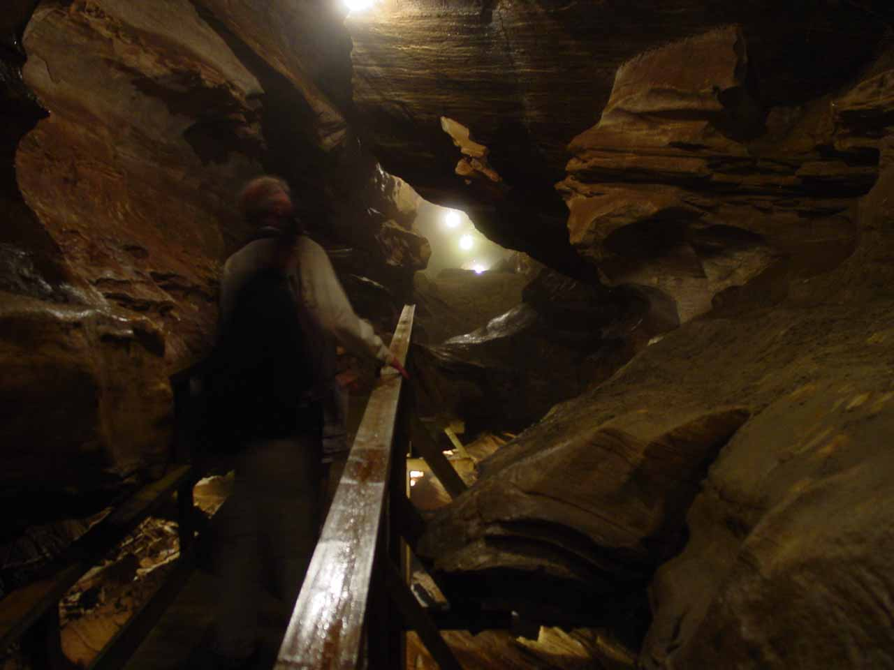 Towards the end of the day, we would finally visit the impressive Grønligrotta Cave in Nordland County