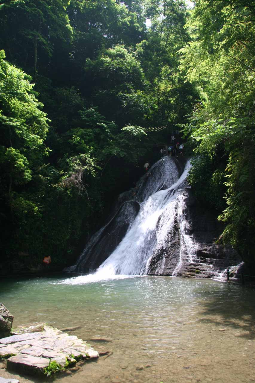 Gudong Waterfall