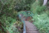 Guide_Falls_17_053_11302017 - Going down these steps to get to the level of the Guide River and ultimately the bottom of Guide Falls during our December 2017 visit