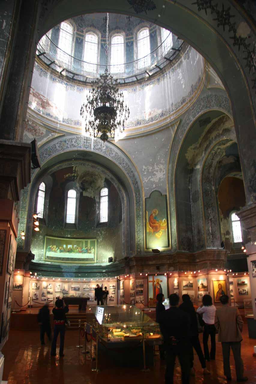 The Church of St Sofia