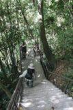 Haew_Narok_009_12262008 - Descending steep steps towards the overlook for Haew Narok Waterfall