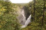 Hallingsafallet_052_07112019 - Looking edge on into the ravine and Hällingsåfallet