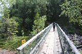 Hallingsafallet_061_07112019 - Crossing over the bridge above the brink of Hallingsafallet