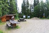 Hallingsafallet_117_07112019 - Back at the picnic area and car park for Hällingsåfallet