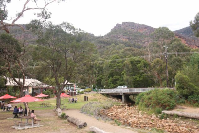 Halls_Gap_015_11142017 - In the heart of the Grampians was the town of Halls Gap, which was an excellent base to explore the rugged scenery of the area