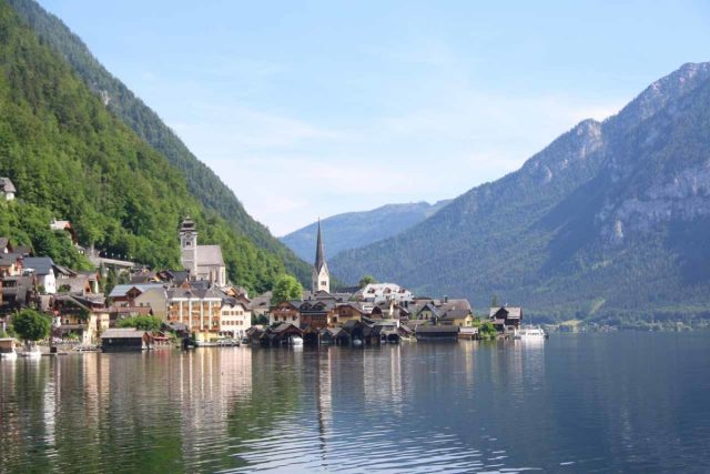 Hallstatt_209_07042018 - Schladming was geographically close to the UNESCO World Heritage town of Hallstatt, but it would have been a 90-minute drive to get there