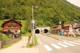 Hallstatt_348_07052018 - Looking back towards the tunnel roads leading to and from Hallstatt though most of the charming parts of the village were bypassed as a result of these tunnels