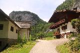 Hallstatt_403_07052018 - Passing through a pasture and opening in the Echerntal Valley with some charming buildings along the way en route to the Waldbachstrub Waterfall