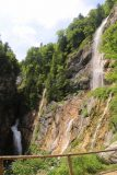 Hallstatt_480_07052018 - Context of the upper lookout of the Waldbachstrub Waterfall