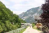 Hallstatt_532_07052018 - Heading back alongside the Waldbachstrub en route to Hallstatt from the Waldbachstrub Waterfall