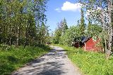 Handolsforsen_008_07122019 - The first 250m of the walk passed by some houses that probably belonged to the people maintaining the upper power station