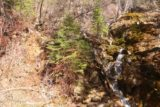 Hanging_Lake_151_04182017 - Checking out an attractive cascade alongside the Hanging Lake Trail that was apparently just downstream of the actual Hanging Lake itself