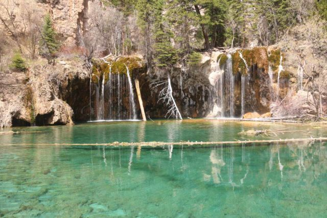 Hanging_Lake_207_04182017 - Bridal Veil Falls and Hanging Lake