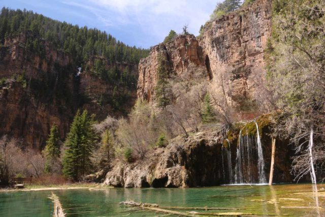 Hanging_Lake_234_04182017 - Context of Bridal Veil Falls and Hanging Lake