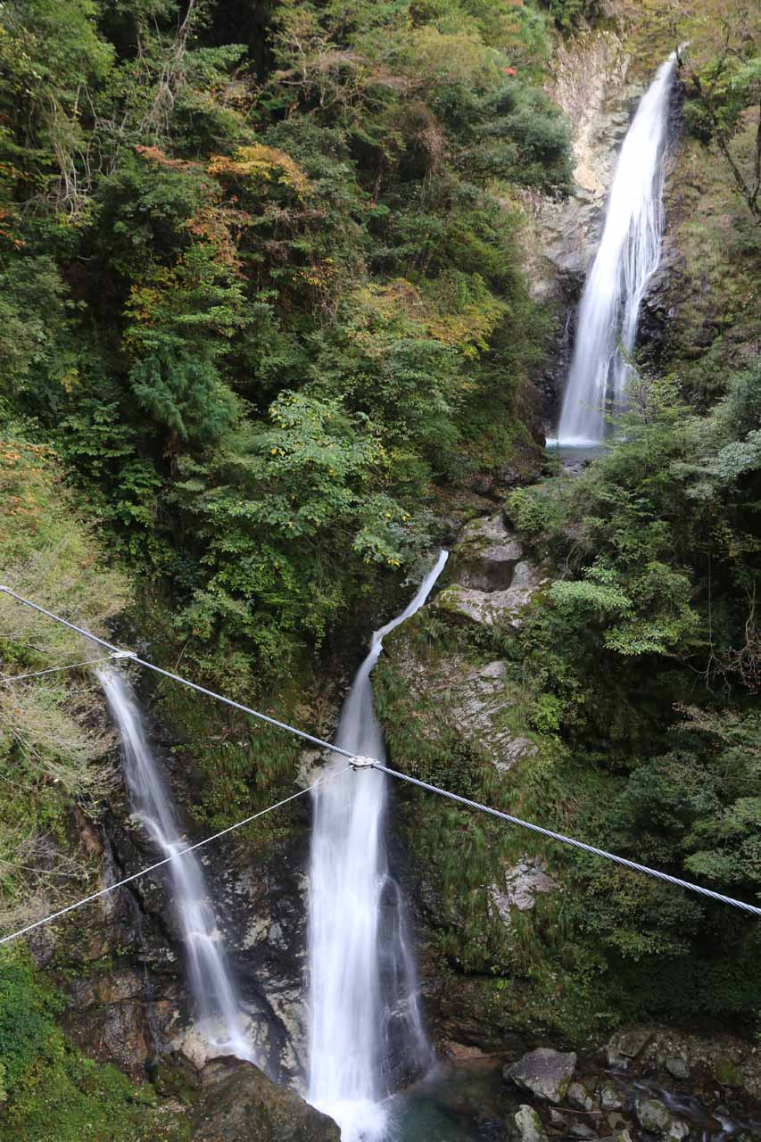 The Harafudo Waterfall