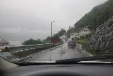 Hardanger_driving_004_06252019 - Poor visibility across Sorfjorden given the bad weather along the Rv13