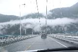 Hardanger_driving_010_06252019 - Driving across the Hardanger Bridge, which definitely wasn't there when we first visited Norway back in 2005